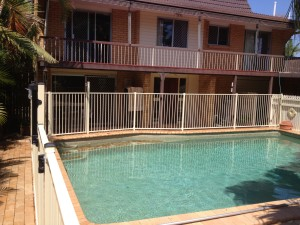 Tubular Aluminium Pool Fencing